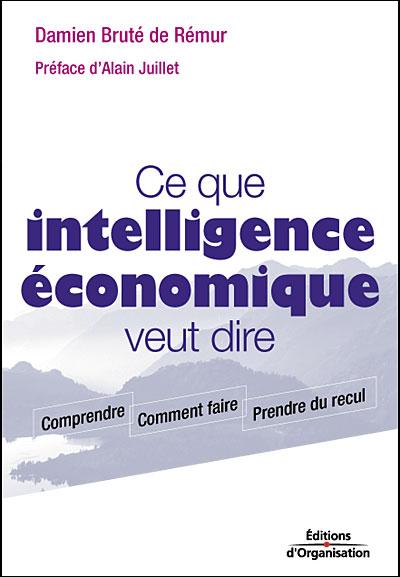 Ce que intelligence economique veut dire. comprendre, comment faire, prendre du
