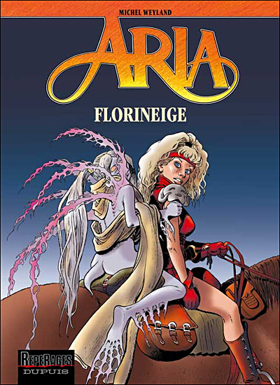 Florineige - tome 25 - Aria