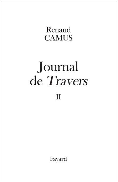 Journal de Travers