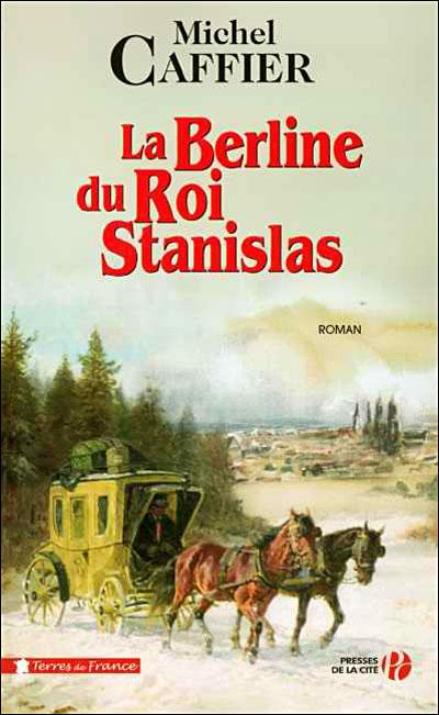 La berline du roi Stanislas