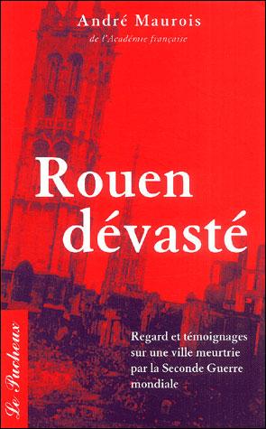 Rouen dévasté