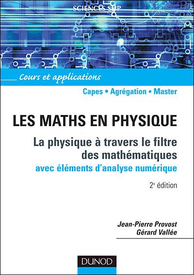 Les maths en physique - 3e édition