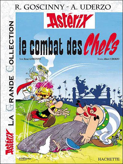 Astérix La Grande Collection - Le combat des chefs