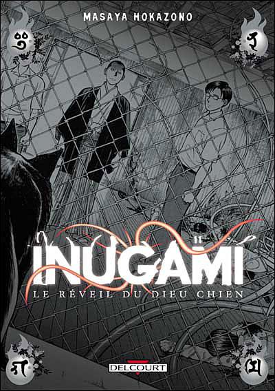 Inugami - Tome 11 : Le réveil du dieu chien