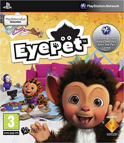 Eyepet + Camera