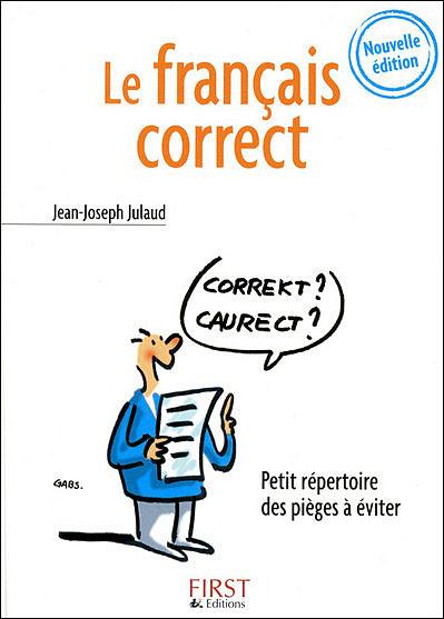 Le Petit Livre De Francais Correct Ed 2009