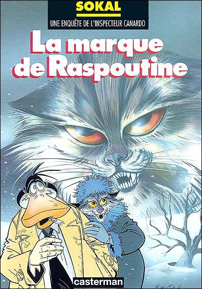 La Marque de Raspoutine