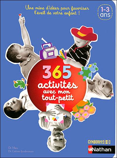 365 activités avec mon tout-petit