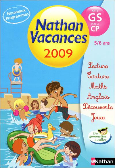 Cdv 2009 maternelle gs/cp