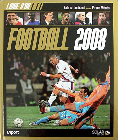 Livre d'or du football 2008