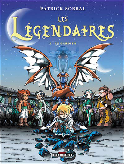 Les legendaires