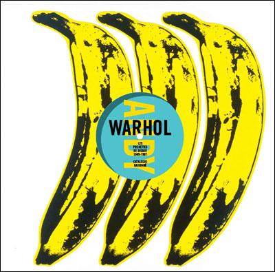 Andy Warhol : Les pochettes des disques 1949-1987