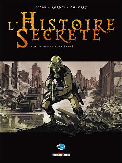 L'histoire secrète T09 La loge Thule