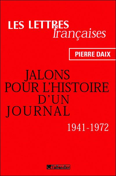 Retour sur les lettres françaises
