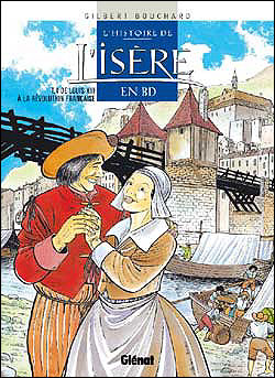 L'Histoire de l'Isère en BD