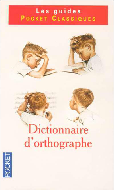 Dictionnaire d'orthographe
