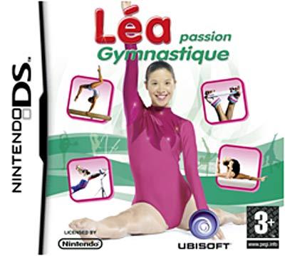 léa passion gymnastique - jeux vidéo - achat & prix | fnac