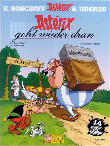 Astérix et la rentrée gauloise (version alsacienne)