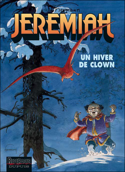 Un hiver de clown