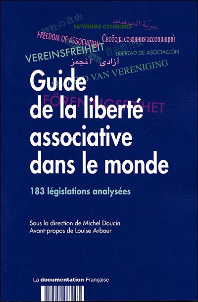 Guide de la liberté associative dans le monde