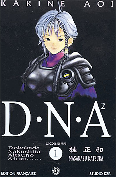 D.N.A.² -Tome 01-