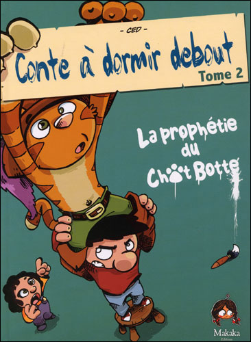 La prophétie du chat botté
