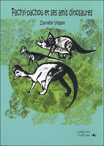 Pachyi-Pachou et ses amis dinosaures