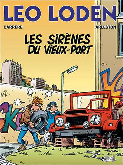 Léo Loden Tome 2 : Les sirènes du vieux port