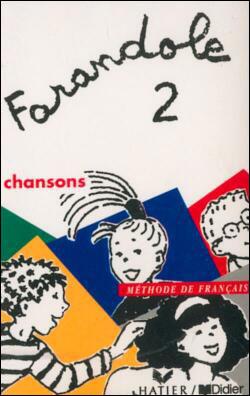 Farandole 2 - Cassette chansons
