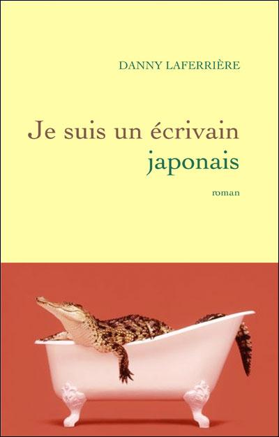 Je Suis Un Ecrivain Japonais