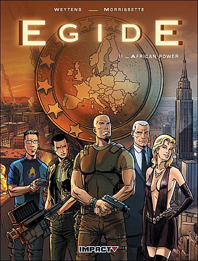 Egide T02 African Power