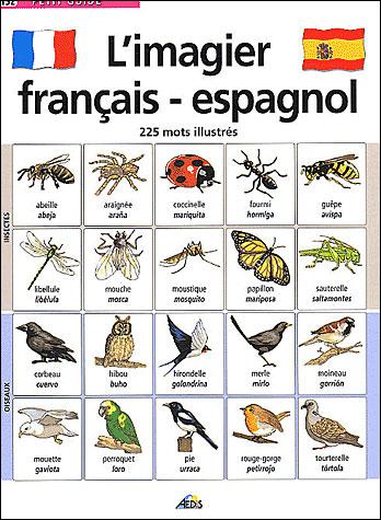 Imagier français espagnol