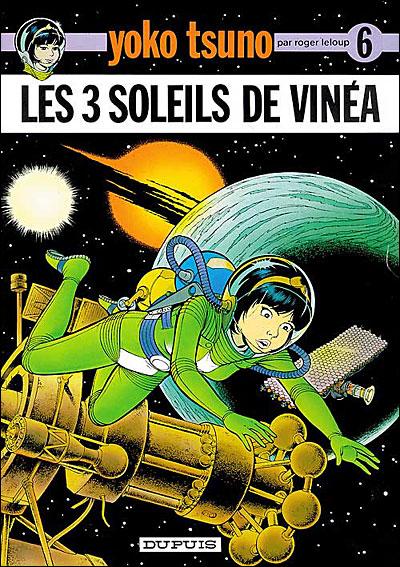 Les trois soleils de Vinéa