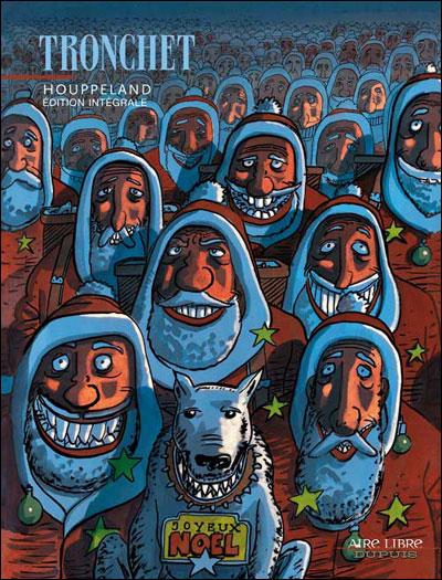 Houppeland, édition intégrale - Houppeland, édition intégrale (roman)
