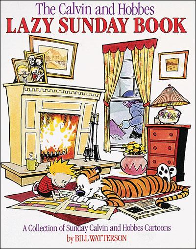 Lazy sunday book
