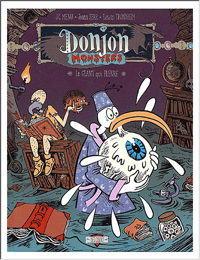 Donjon - Monsters Tome 2 : Donjon monsters t02 le geant qui pleure