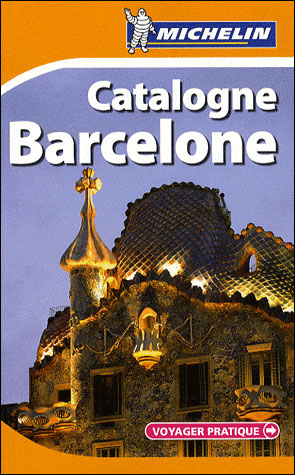 Guide Voyager pratique Catalogne, Barcelone