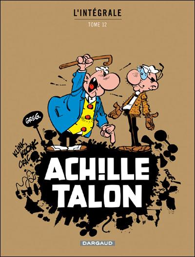 Achille Talon - Intégrales - Mon Oeuvre à moi - tome 12 (Nlle Couverture)