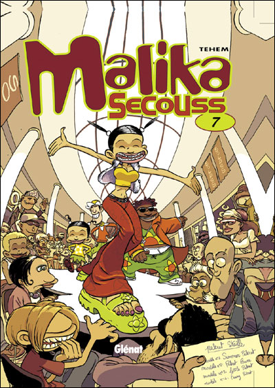 Malika Secouss