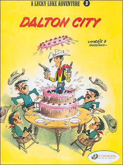 Lucky Luke - tome 3 Dalton City