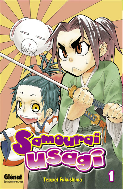Samurai usagi - Tome 01 : Samouraï Usagi