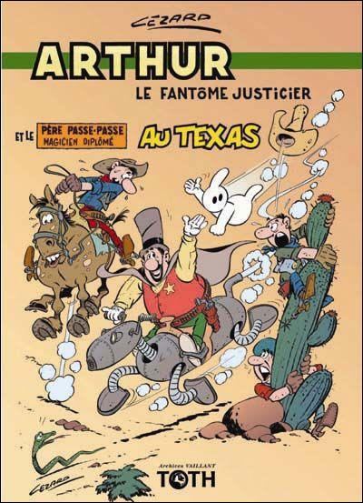 Arthur au Texas