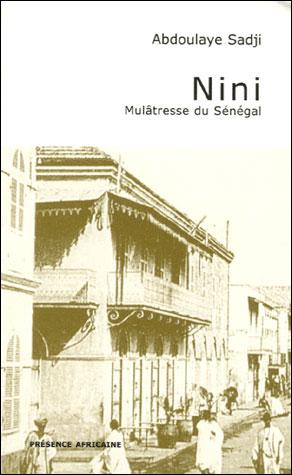 Nini mulâtresse du Sénégal
