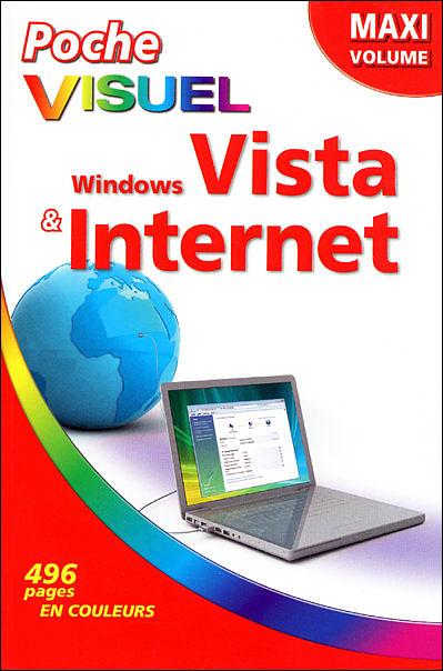 Poche visuel Windows Vista et Internet