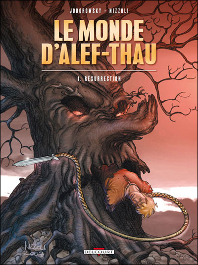 Monde d'Alef-Thau T01 Resurrection
