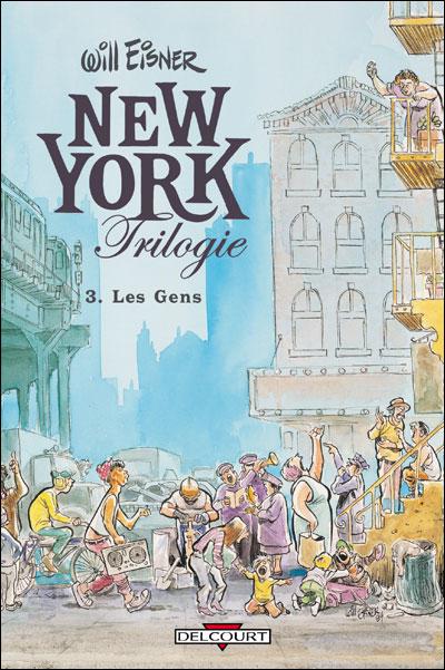 New York Trilogie T03 Les gens