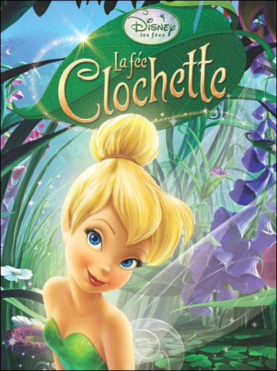 Image De Fée Clochette fée clochette - la fée clochette - walt disney - relié - achat livre