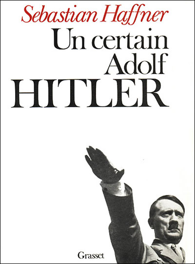Un certain Adolf Hitler