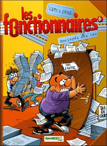 Les Fonctionnaires - Employés des tas