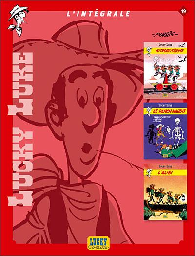 Lucky Luke - Intégrales - Tome 19 - Lucky Luke Intégrale